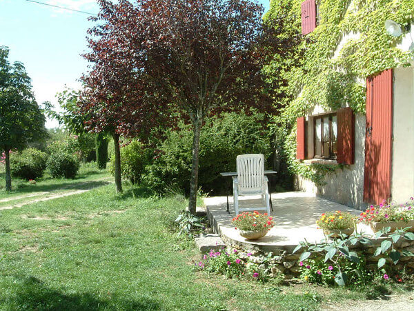 Provencial cottage to rent in Occitania Cevennes