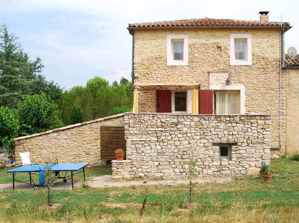 renting Cottage Cevennes 5 people