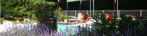 piscine Gîte en location en Occitanie