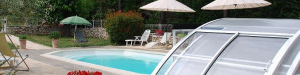 piscine à louer Mas