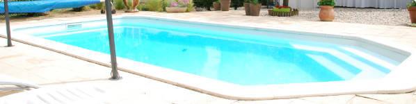 piscine Mas 2 personnes