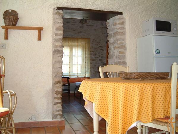 Gîte Cévennes 2 personnes à louer en Occitanie