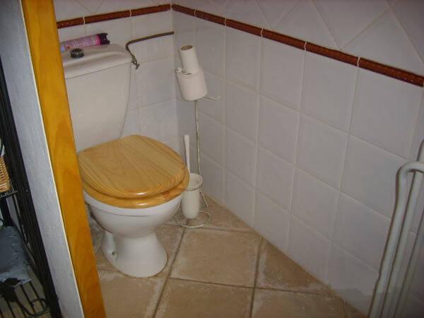 Gîte 2 personnes salle de bain Cévennes
