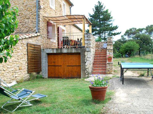 Gîte Cévennes en Occitanie 4 personnes