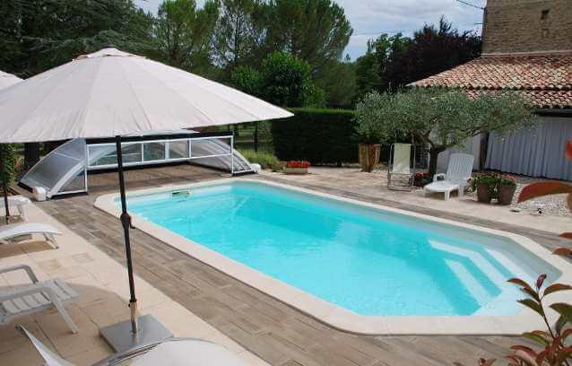 piscine Gîte en Occitanie
