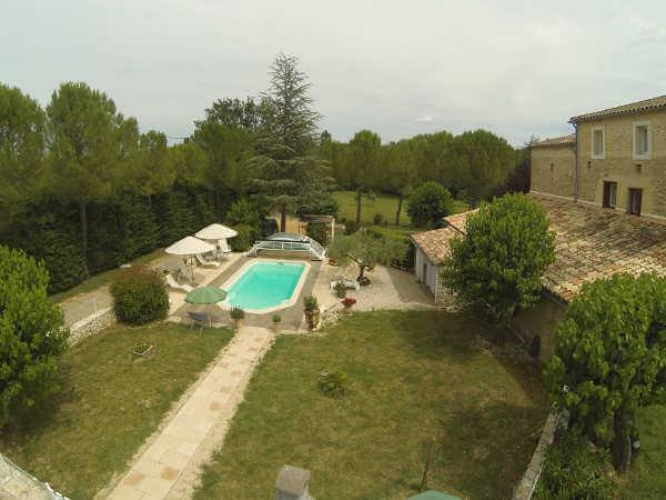 Gîte piscine en location